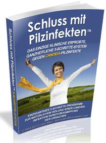 Candida Diät - Anti Pilz Buch